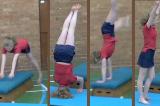 Linkage Shoulder BlockingKey 2 GC LinkageGymnastics Drills Coaching