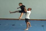 Lift to straddleKey 5 Partner LiftingGymnastics Drills Coaching