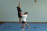 Lifting from hipsKey 5 Partner LiftingGymnastics Drills Coaching