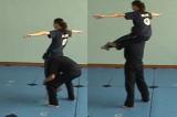 Squat Lift into a Mobile Counterbalance.Key 5 Partner LiftingGymnastics Drills Coaching
