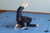 Craddle support for headstand Drill Thumbnail