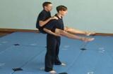 Catching on hipsKey 5 4 CatchingGymnastics Drills Coaching