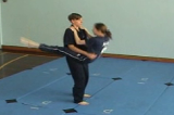Catch on hipsKey 5 4 CatchingGymnastics Drills Coaching