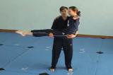 craddle catchingKey 5 4 CatchingGymnastics Drills Coaching