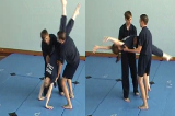 Key 5 4 CatchingKey 5 4 CatchingGymnastics Drills Coaching