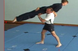 A Forward Layout Dive into a Shoulder Catch.Key 5 4 CatchingGymnastics Drills Coaching