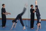 Catching limb or limbs of a partnerKey 5 4 CatchingGymnastics Drills Coaching