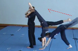 Kick up to a Handstand Balance. (forwards) Drill Thumbnail