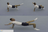 Static balance - Tummy up. Drill Thumbnail