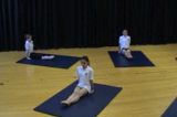 Long SitKey 1 Body Temperature RaisingGymnastics Drills Coaching