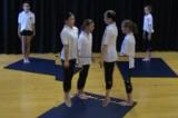 Jumping 2 feet to 2 feet (side ways)Key 1 Body Temperature RaisingGymnastics Drills Coaching