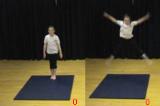 Jump to Wide shapeKey 1 Body Temperature RaisingGymnastics Drills Coaching