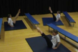 Modified V Sit from Long SitKey 1 Body ConditioningGymnastics Drills Coaching