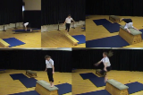 Key Stage 1 unit 6 linkage routineKey 1 Body Conditioning Linkage 3Gymnastics Drills Coaching