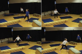 Sideways galloping without arm swing Drill Thumbnail