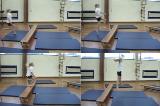 Hurdle Step VariationsKey 3 Body Temperature RaisingGymnastics Drills Coaching