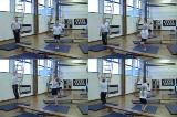 Bounding/ReboundingKey 3 Body Temperature RaisingGymnastics Drills Coaching
