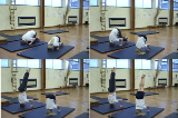 Headstand ProgressionsKey 3 HeadstandGymnastics Drills Coaching