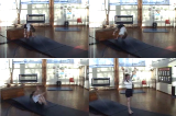 Forward roll from low apparatus to standKey 3 Forward rollGymnastics Drills Coaching