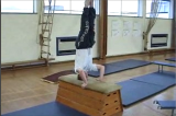 Headstand Progressions on low apparatus Drill Thumbnail