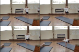 Jog and stag leapKey 3 Body Temperature RaisingGymnastics Drills Coaching
