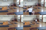 Jogging with High Knee Lift Drill Thumbnail