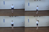 Develop Rhythmic Jumping Pattern with Twists Drill Thumbnail