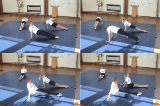 Back support into front support Drill Thumbnail