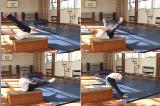 Forward Roll straddle shape from box shape.Key 3 Forward rollGymnastics Drills Coaching
