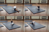 Dish Rock, Early Hip extension into Shoulder RollKey 3 Body conditioningGymnastics Drills Coaching