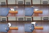 Along a box into a straddle Drill Thumbnail
