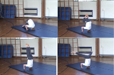 Headstand with straddle Drill Thumbnail
