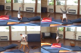 Linkage of Leaping AKey 3 Body Conditioning LinkageGymnastics Drills Coaching