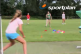 Bobble Feed CatchThrowing & CatchingRounders Drills Coaching