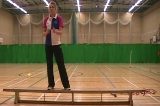 BenchThrowing & CatchingRounders Drills Coaching