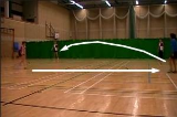 Corners - Roll and ThrowGround FieldingRounders Drills Coaching