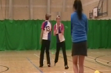 Reaction turnThrowing & CatchingRounders Drills Coaching