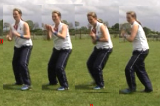 Catching into the body Drill Thumbnail