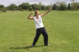 Over arm throw (side view) | Skills