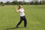 Side arm throw (side view)SkillsRounders Drills Coaching