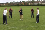 Round the clockThrowing & CatchingRounders Drills Coaching