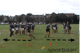 Agility and Balance RaceAgility & Running SkillsRugby Drills Coaching