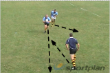 2 vs 1 - with running support Drill Thumbnail