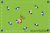 Ball TagPractices for JuniorsRugby Drills Coaching