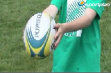 Holding the ball to kickPractices for JuniorsRugby Drills Coaching