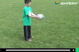 Kicking out of handsPractices for JuniorsRugby Drills Coaching