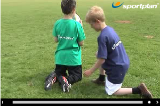 Tackling on knees Drill Thumbnail