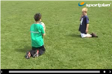 Tackling on knees on the movePractices for JuniorsRugby Drills Coaching