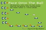 Pace Onto The Ball Drill Thumbnail