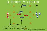 3 Times A Charm Drill Thumbnail